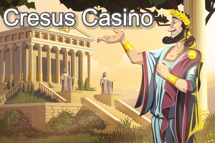 cresus casino une