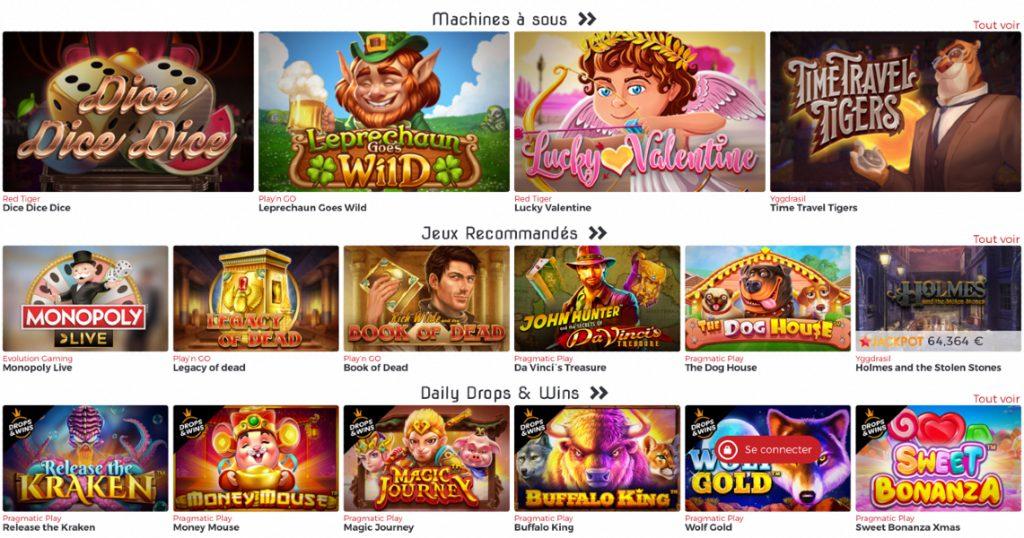 lucky31 jeux