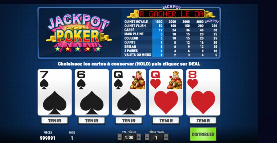 lucky8 video poker